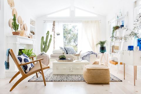 Cómo decorar la casa en verano