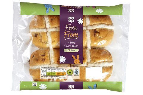 Best gluten-free hot cross buns