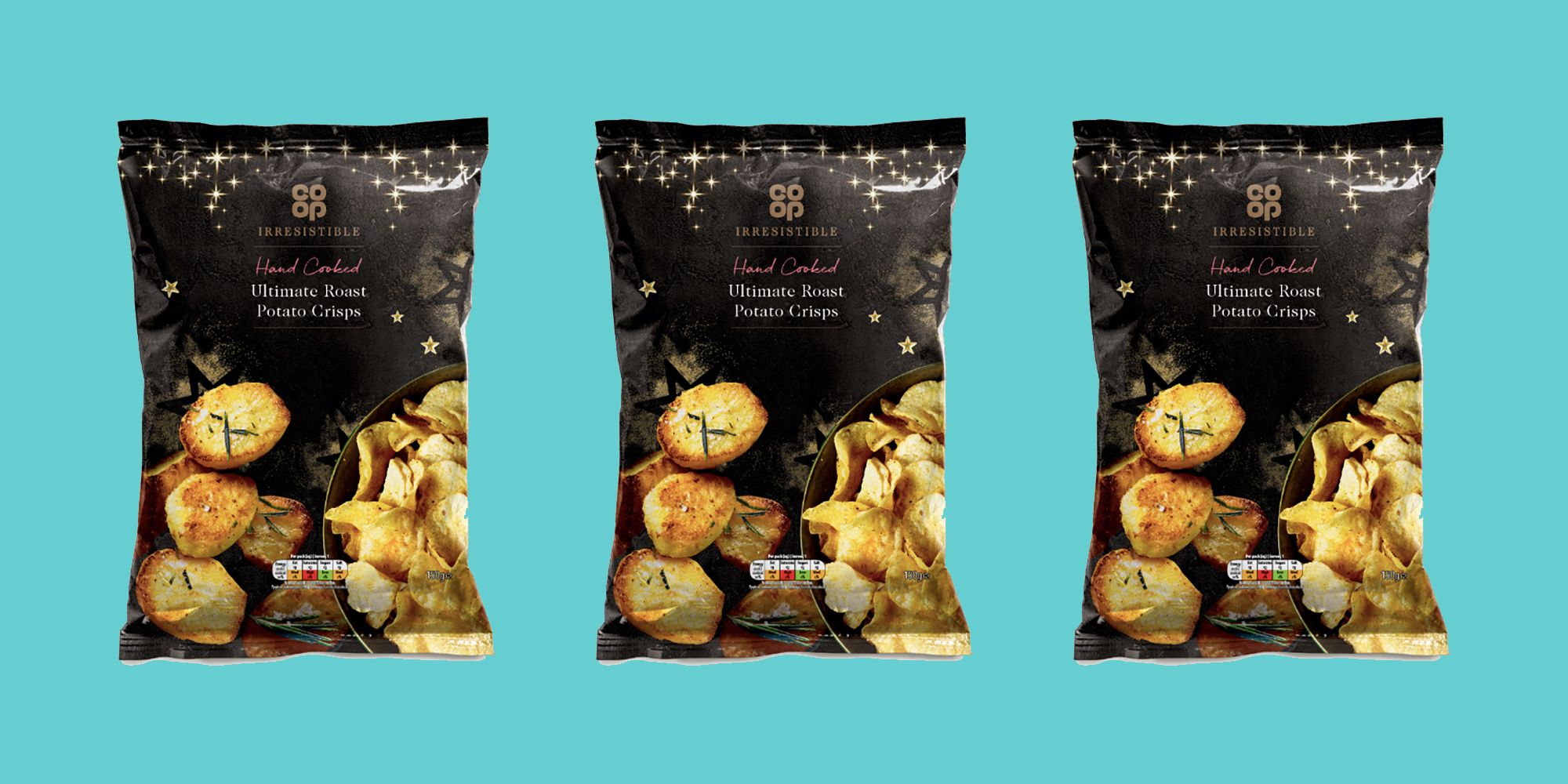 Co-op Brings Back Roast Potato Flavoured Crisps And We Are SO Happy