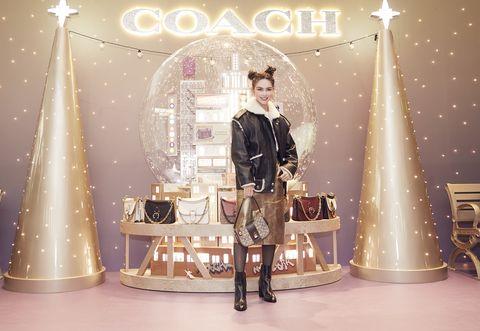 coach holiday 2020 聖誕節早春系列快閃店