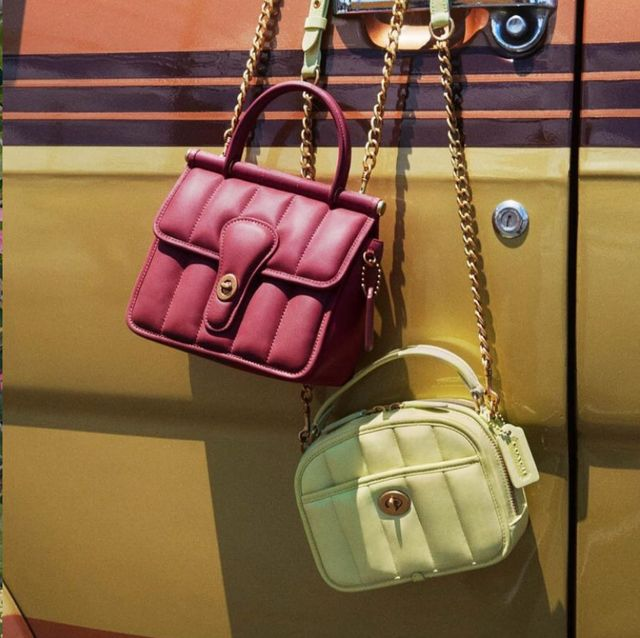 coach 推出線上購物台灣也能直接買!經典包包、皮夾超齊全 免運費和首購9折
