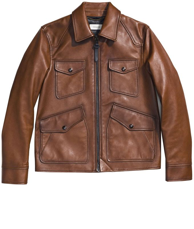 Blazers For Rent: The Best Leather Jackets That Don't Cost As Much As Rent