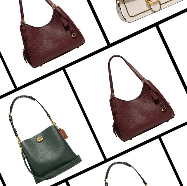 four coach bags on sale to illustrate a coach fall bags sale