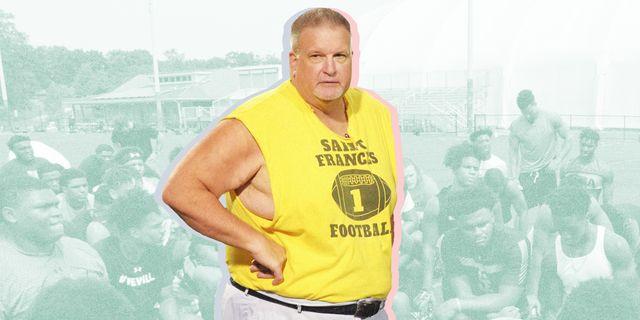 saint francis coach