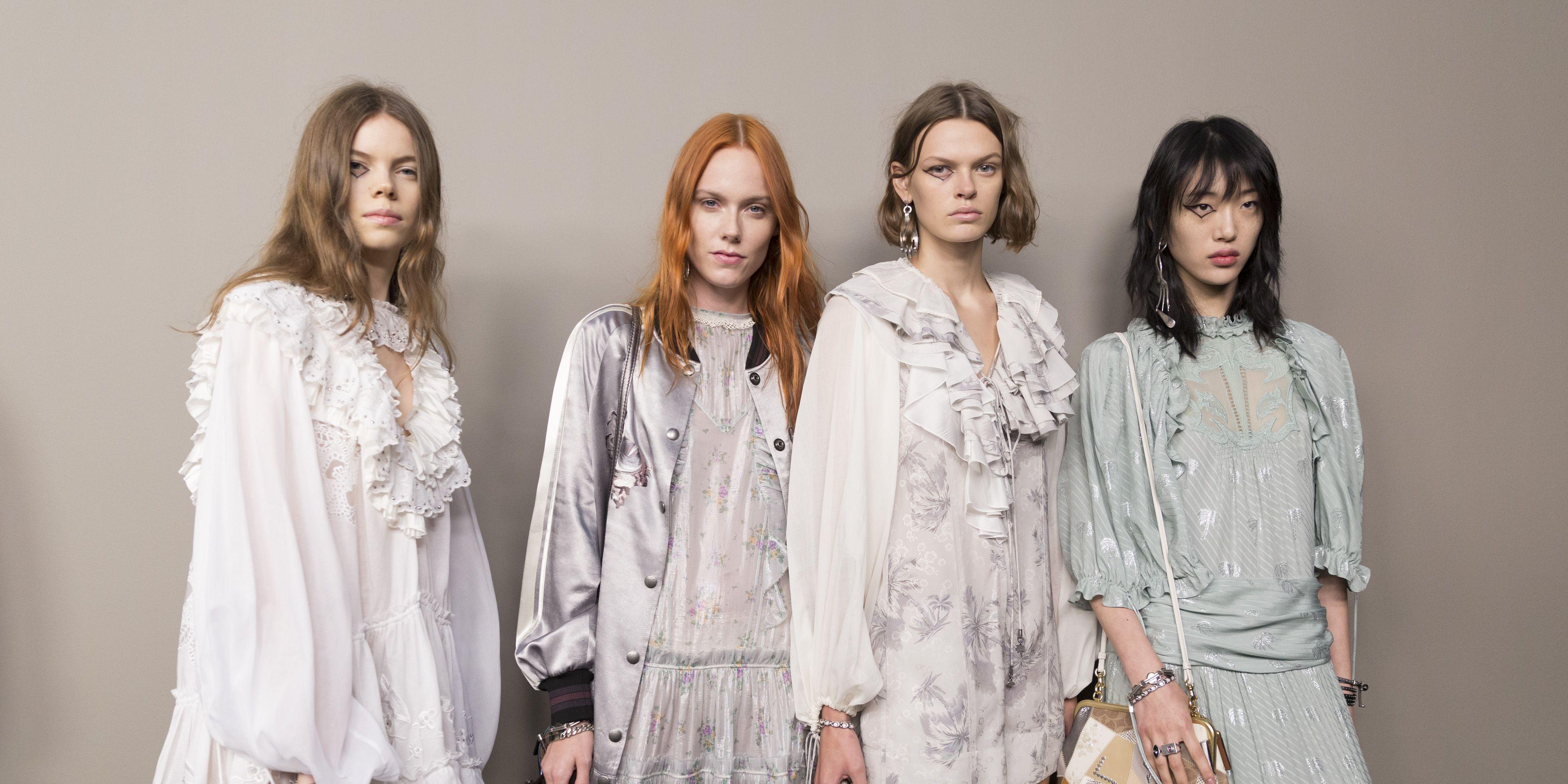 New York FashionWeek - Coach ss19
