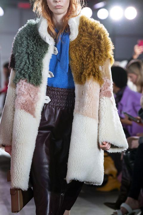 cappotti shearling autunno inverno 2020 2021
