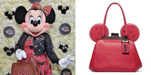 ab5816b2ad0 Disney x Coach Minnie Mouse Collection - Shop Minnie Mouse Coach ...