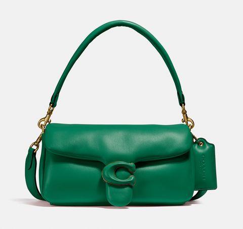 coach borsa verde smeraldo primavera estate 2021