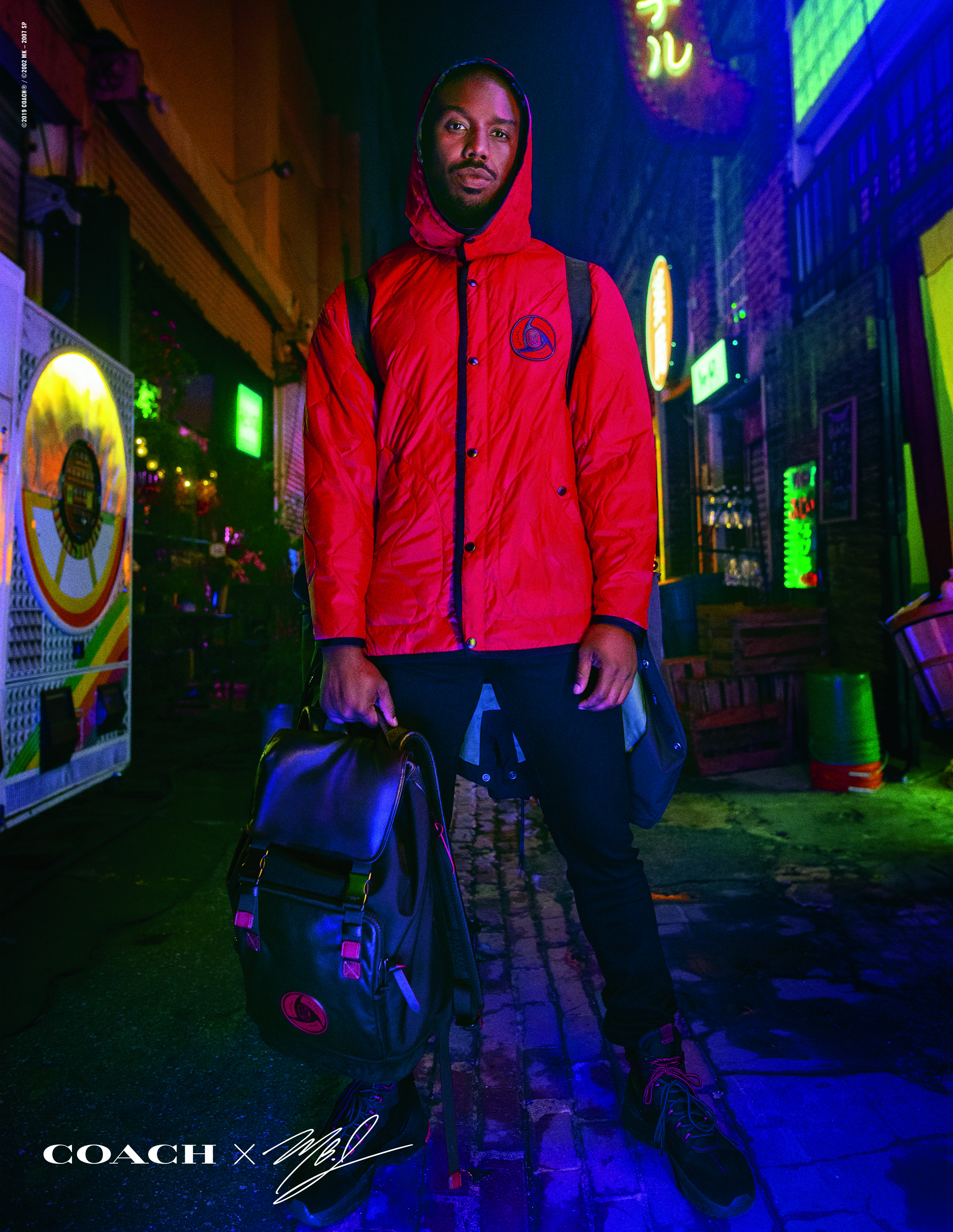 The Big Anime Trend Lives On In Michael B. Jordan's New Coach Collab