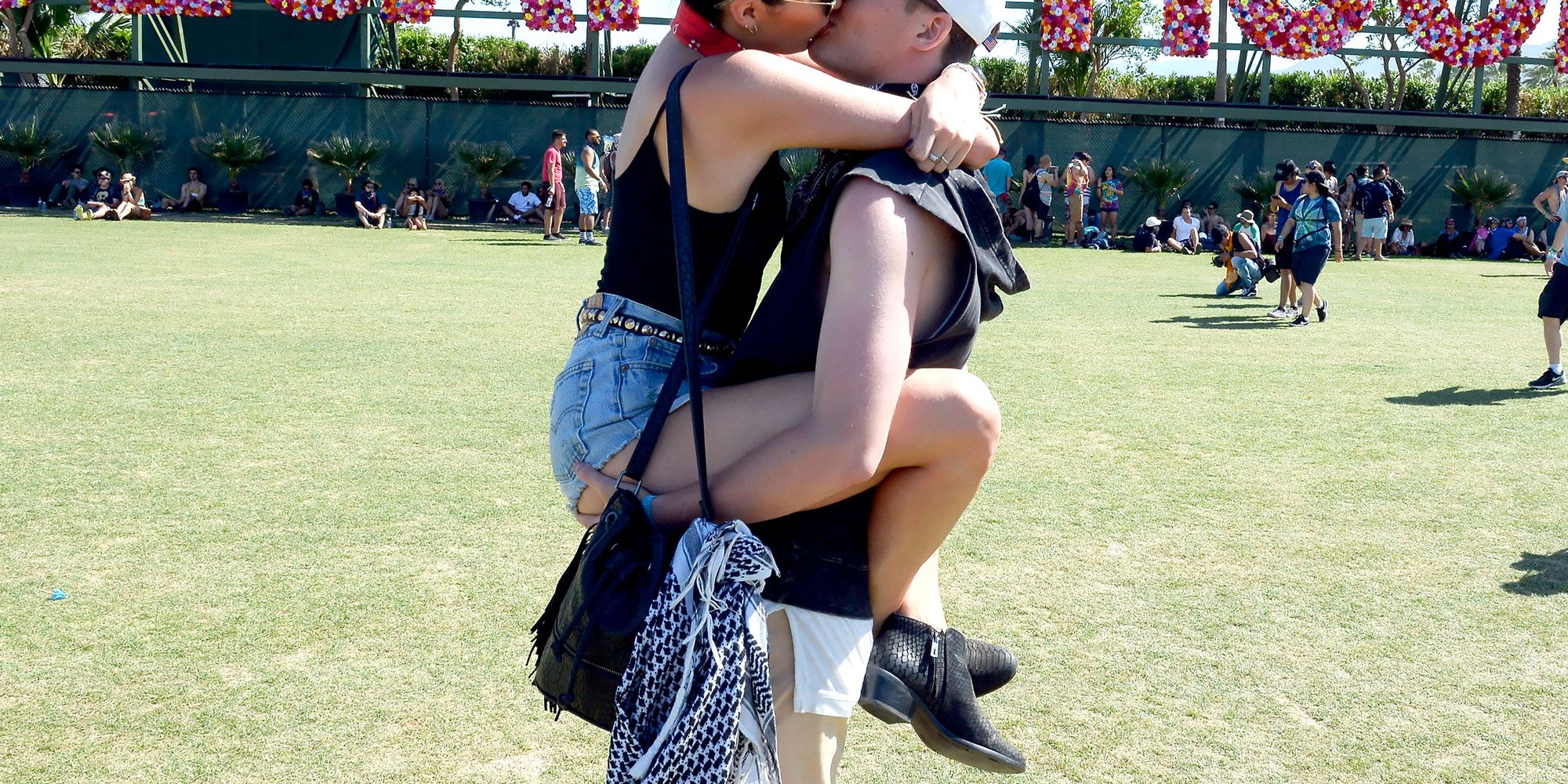 Is it easy to hook up at coachella