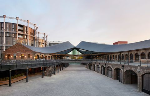 Coal Drops Yard, Kings Cross, London