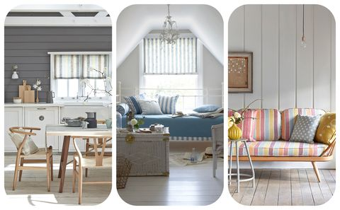 Coastal, Nautical Inspired Decoration Ideas - Seaside Themed Home Decor