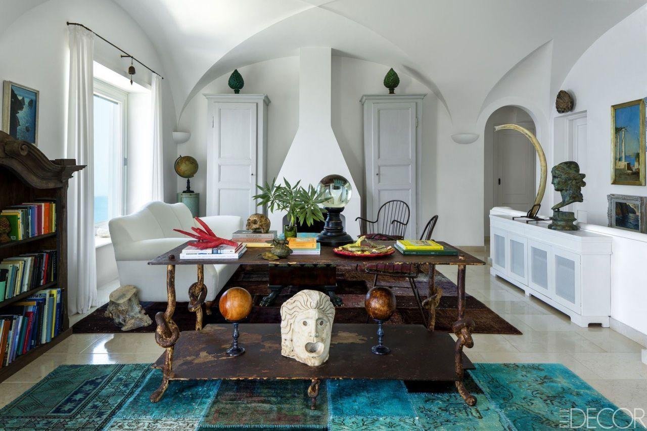 Coastal Living Rooms - Coastal Decor