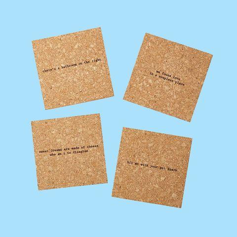 Cork, Font, Paper, Paper product, Label,