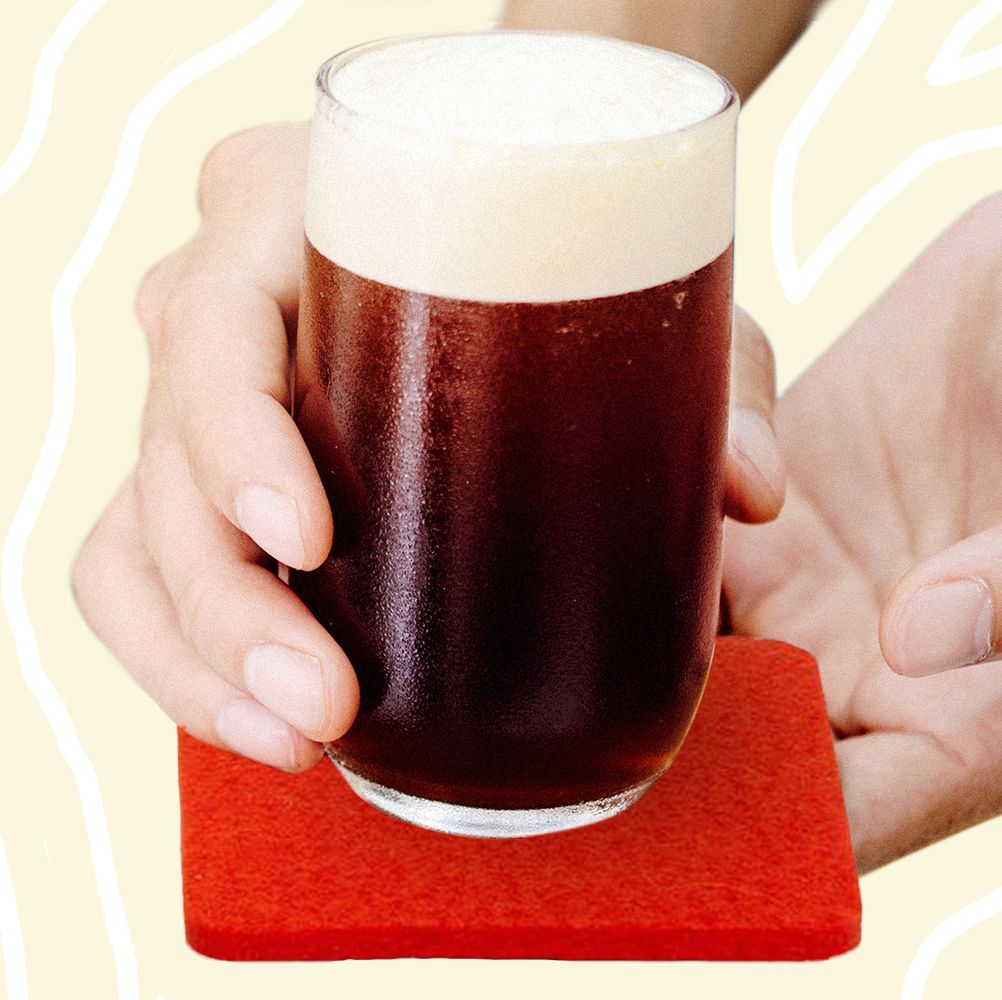 The Irrefutable Case for Coasters—Specifically, These Merino Wool Felt Coasters
