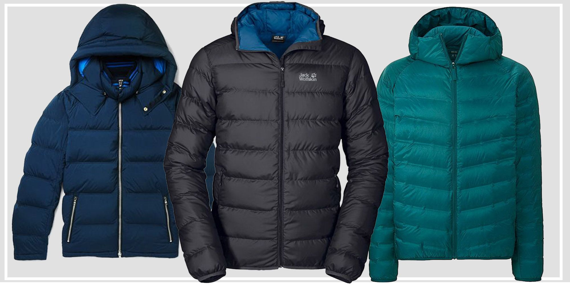 Puffer Jackets: the 11 best for men