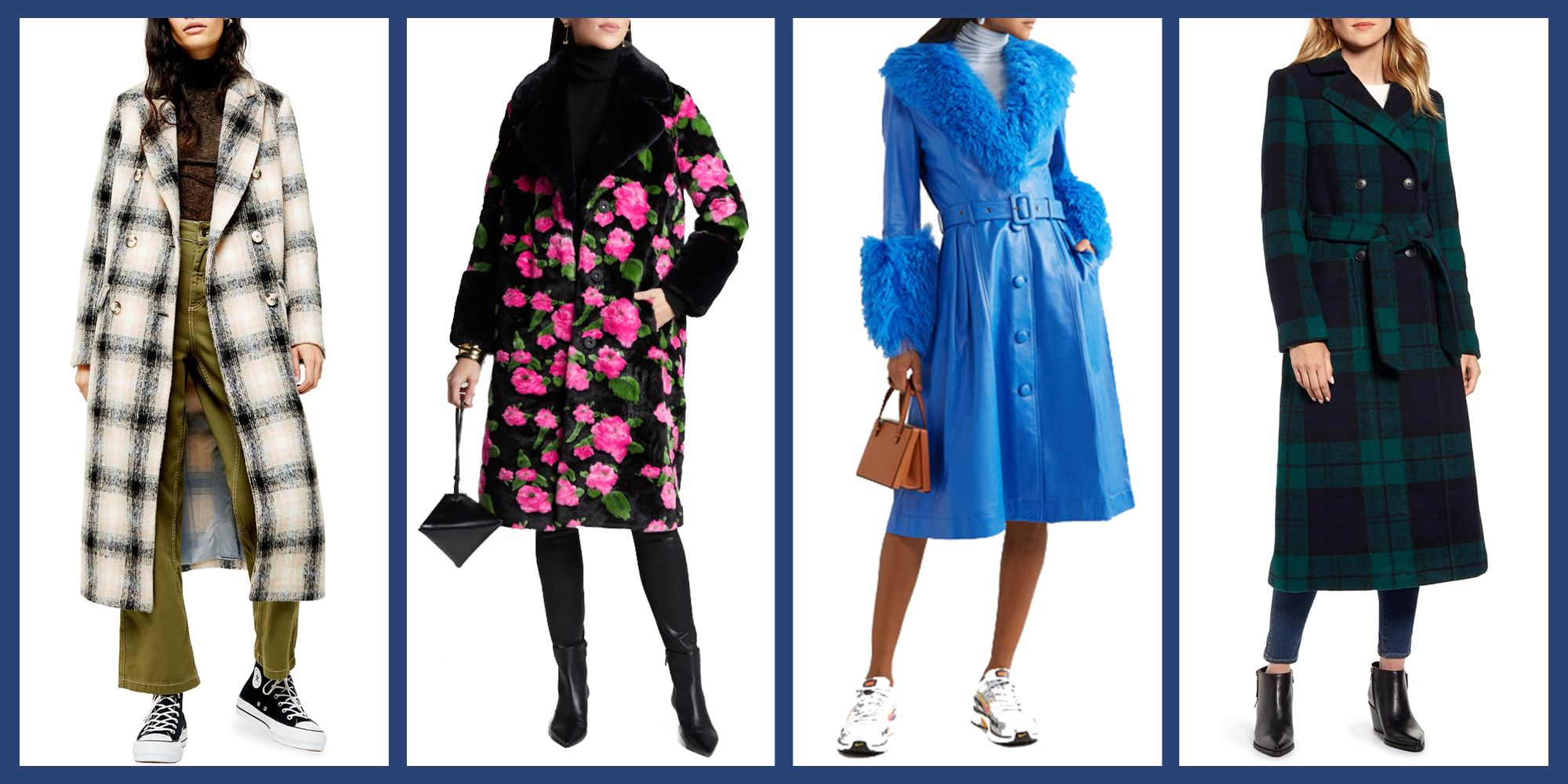 13 Women's Statement Coats to Wear This Fall and Winter