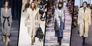 AW18 coat trends