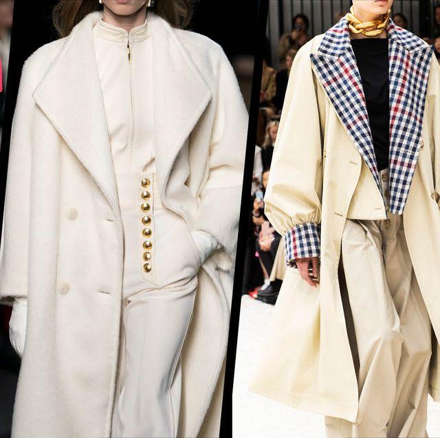 AW19 coats