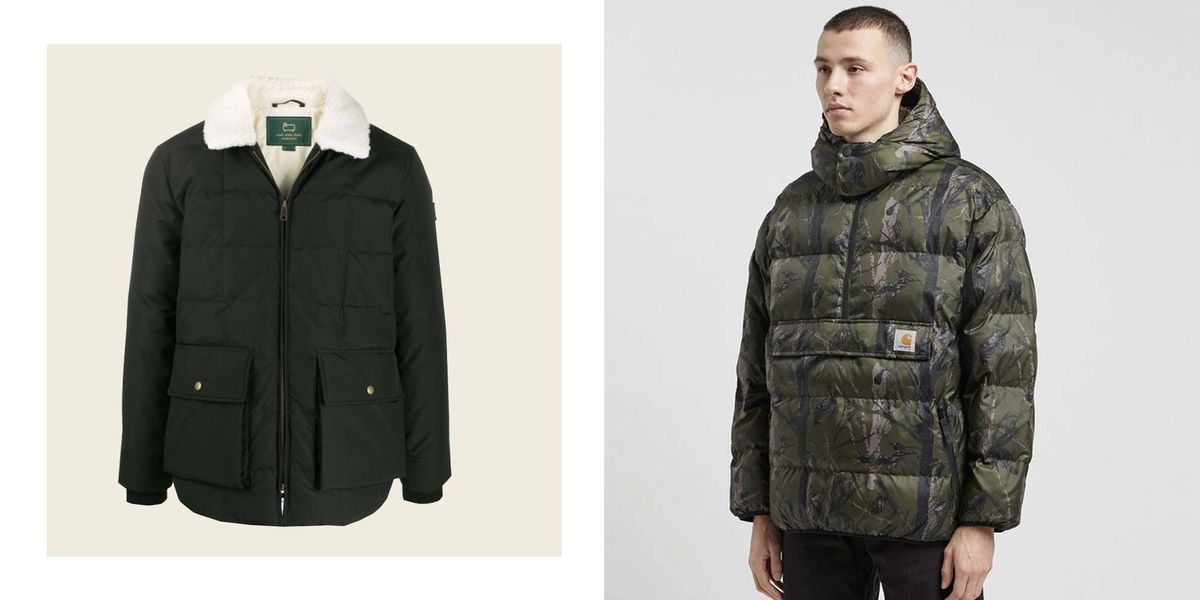 Men's Winter Coats: 18 of the Warmest, Comfiest Jackets ...
