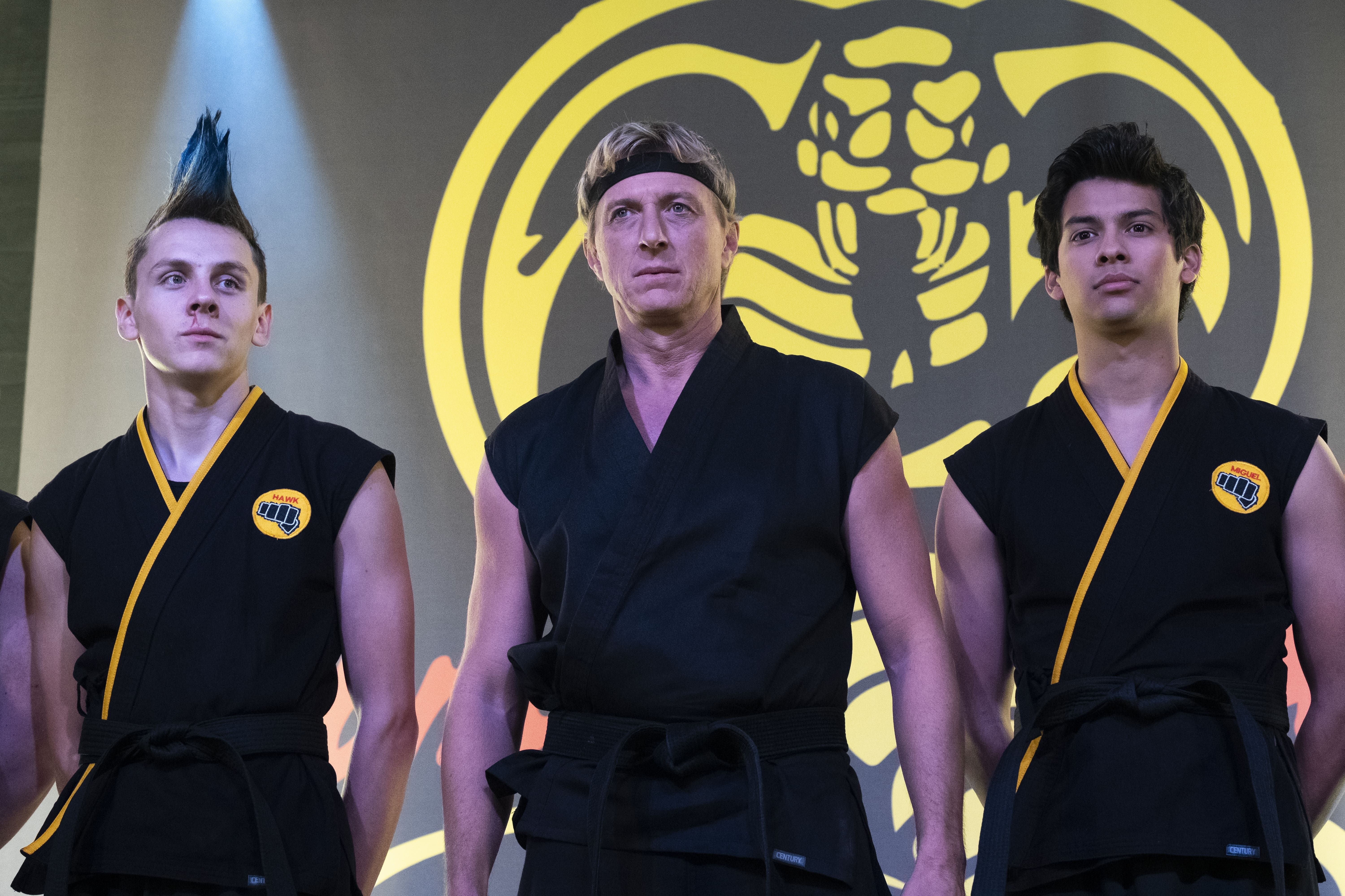 The 21 Funniest Cobra Kai Memes Netflix Series Tons of awesome cobra kai wallpapers to download for free. men s health