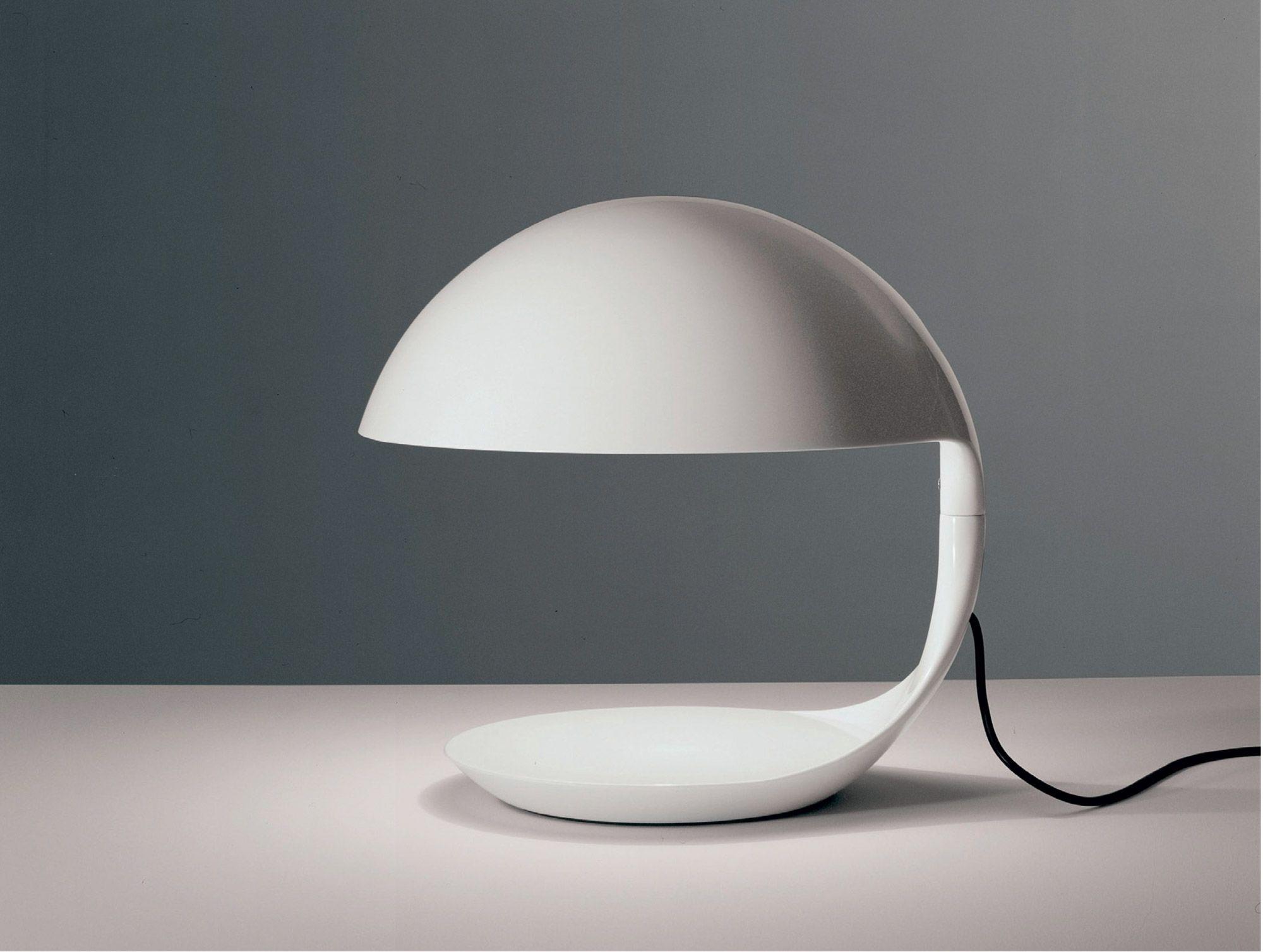 Lampada da tavolo a led orientabile linear table pro luctra
