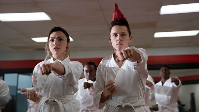 'cobra kai' un sensei de karate nos cuenta qué actor es realmente el mejor luchador