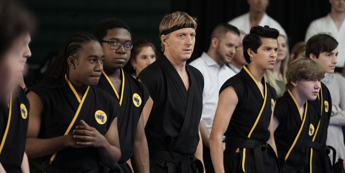 Cobra Kai season 4 release date and everything you need to know