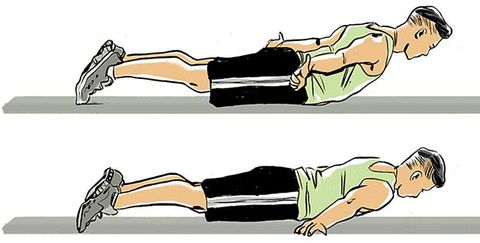 A Killer Core Workout for Cyclists Who Hate Crunches