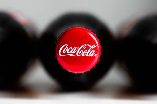 coca cola photo illustrations