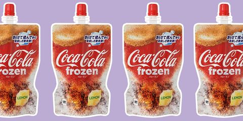 People are going wild about this Coca-Cola slushie