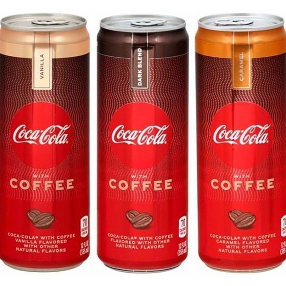 Coca-Cola With Coffee Is Expected To Hit Shelves This Year In 3 Flavors