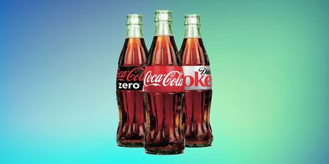 Coca-cola, Bottle, Cola, Drink, Non-alcoholic beverage, Product, Soft drink, Glass bottle, Coca, Carbonated soft drinks,