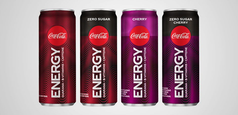 Coca-Cola Energy Is Coming To The US, And It Has As Much Caffeine As A Cup Of Coffee
