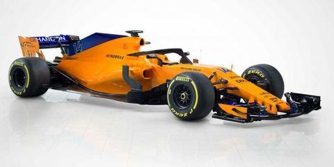 Circuito Fernando Alonso Precio : El nuevo coche de fernando alonso para 2018 mclaren presenta el