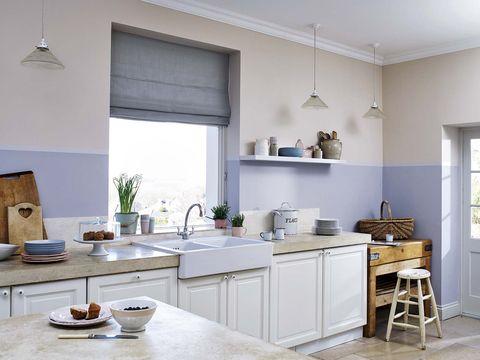 4 ideas para tener una cocina blanca impoluta - Cocinas blancas lacadas ...