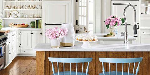 4 Ideas para tener una cocina blanca... ¡Impoluta!