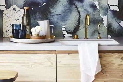 Cocina de estilo escandinavo: luminosa y moderna