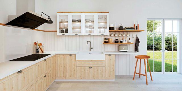 diseño y funcionalidad en cocinas