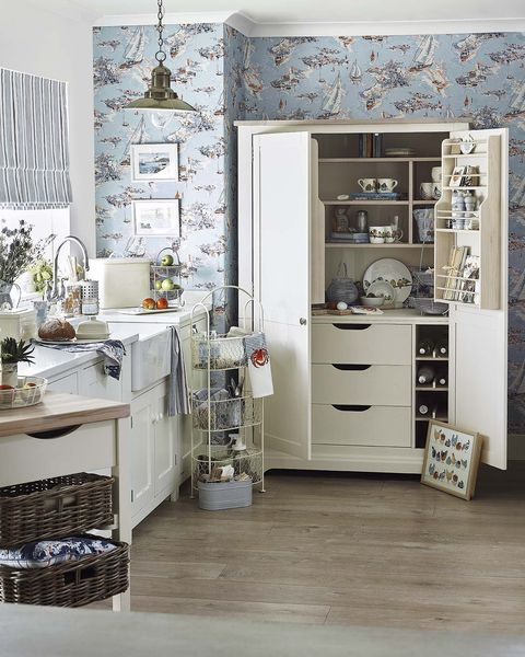 Cocina en orden de Laura Ashley
