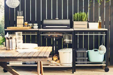 Cómo Instalar Una Cocina De Exterior En Tu Terraza Este Verano