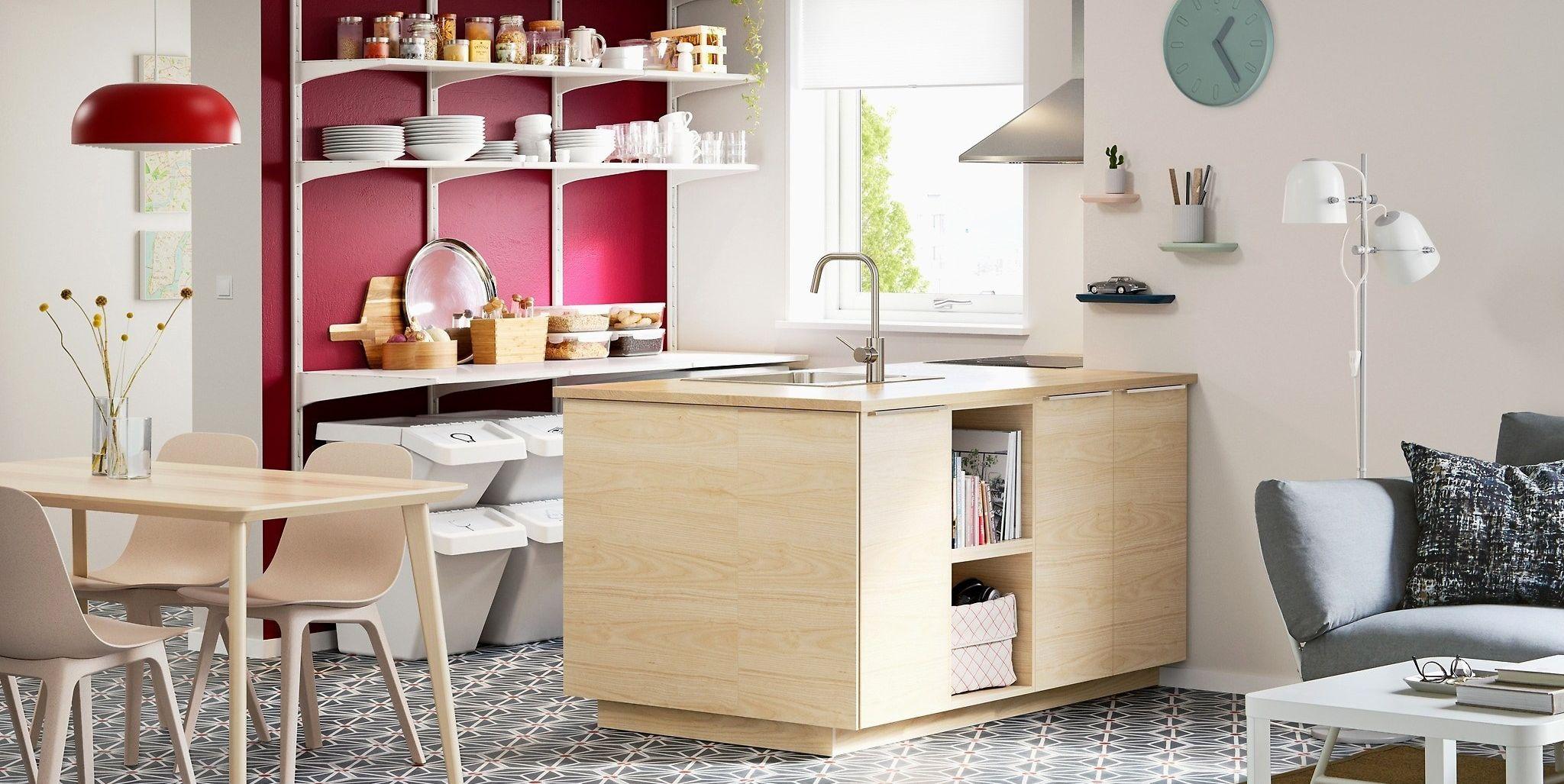 Alacenas Cocina Ikea   Consejos Para Elegir Los Muebles De Cocina Cocinas