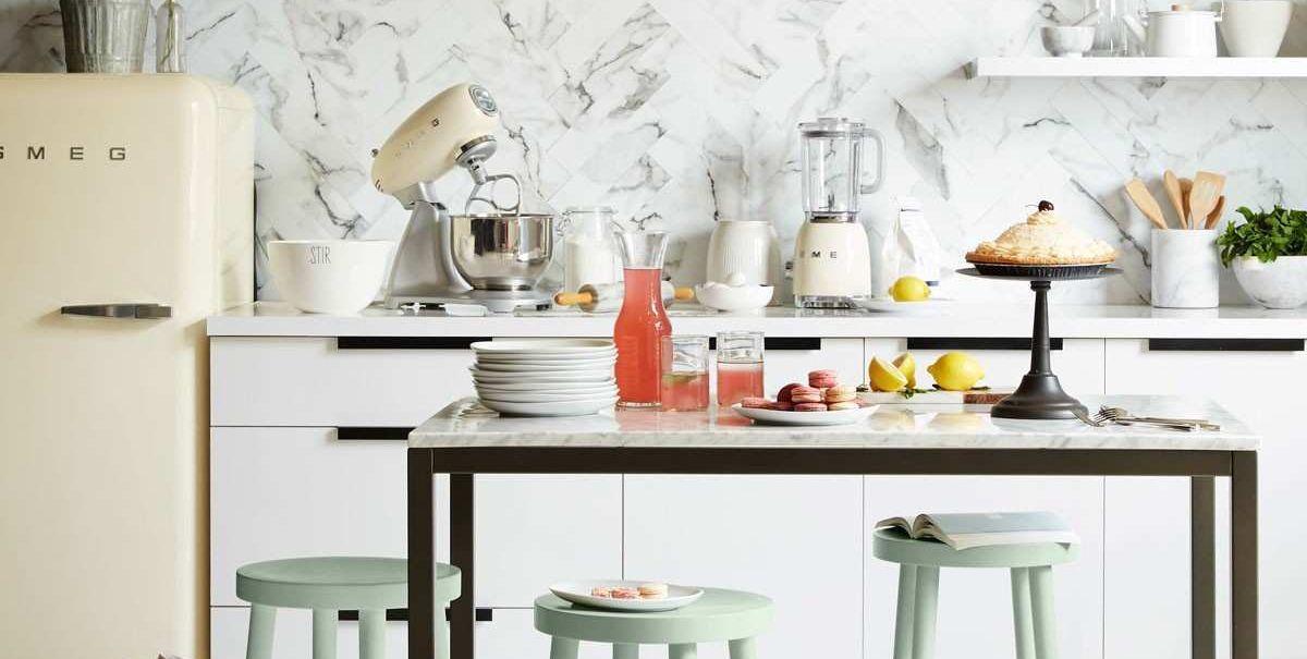 15 Cocinas Para Todos Los Gustos Decoradas Con Papel Pintado