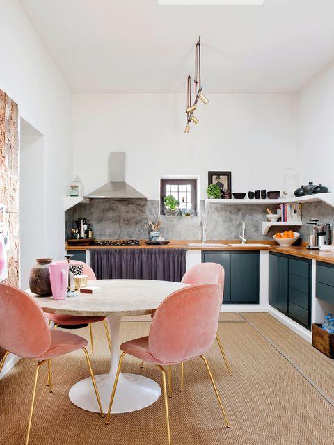 Ideas de decoración para una cocina rústica y moderna