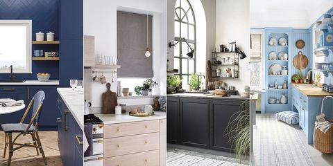 4 cocinas, 4 colores
