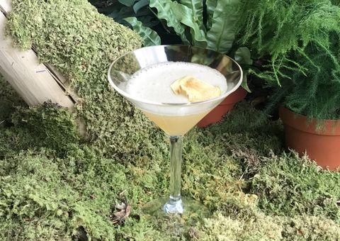 Apple Zu winter cocktail recipe