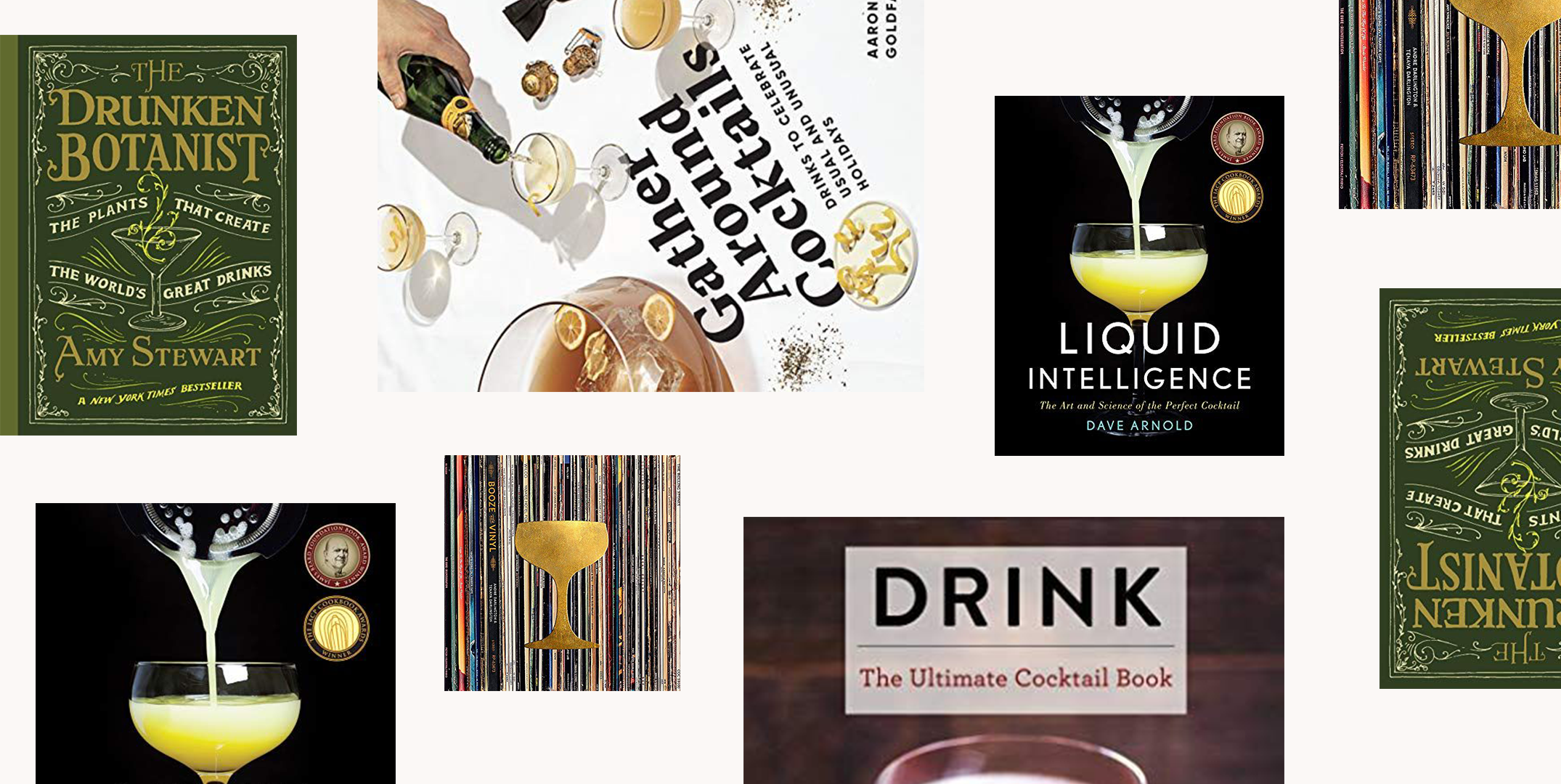 The 15 Best Cocktail Books to Add to Your Bar Cart