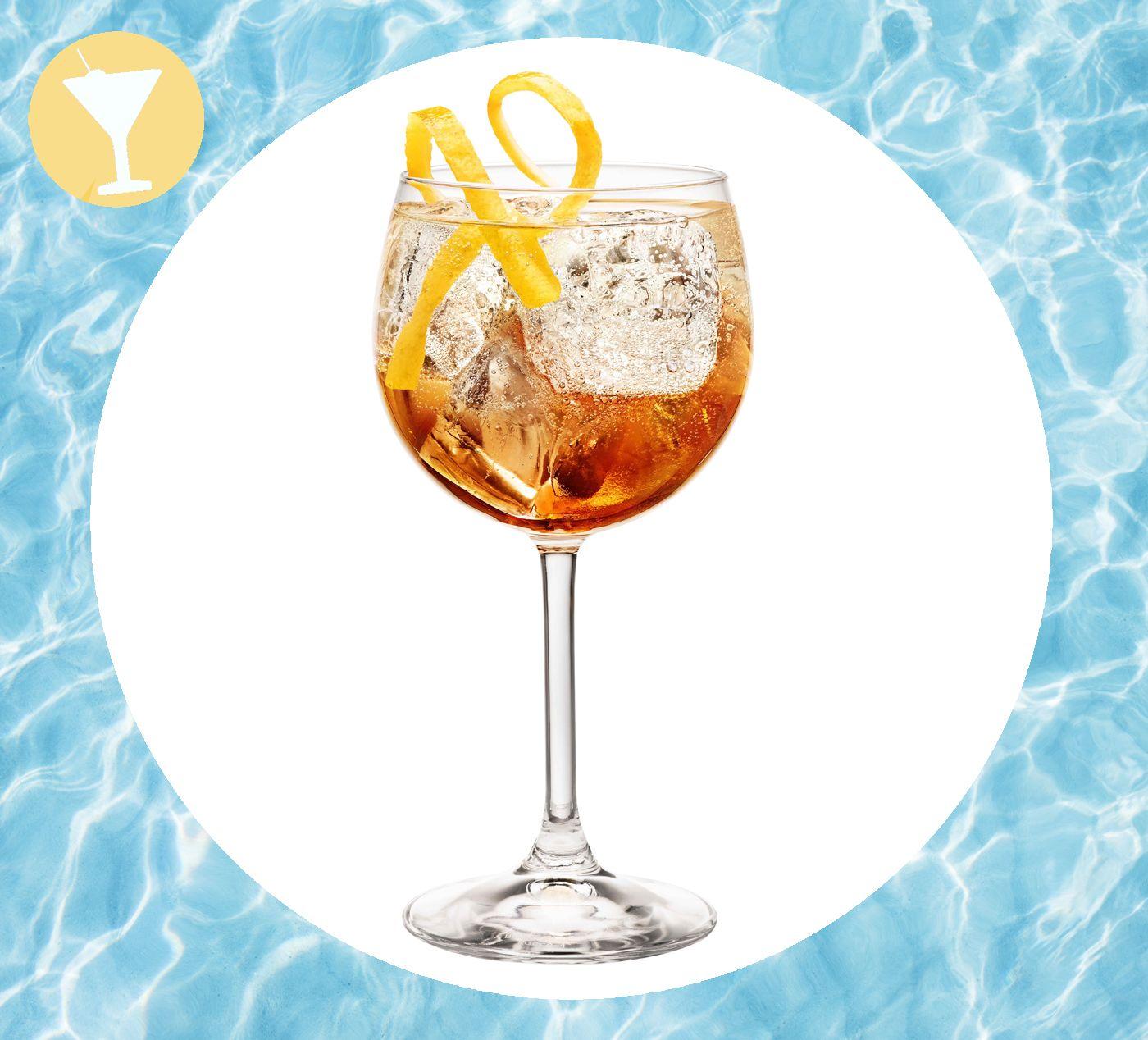 Bicchiere da prosecco gigante Pop Fizz Drink