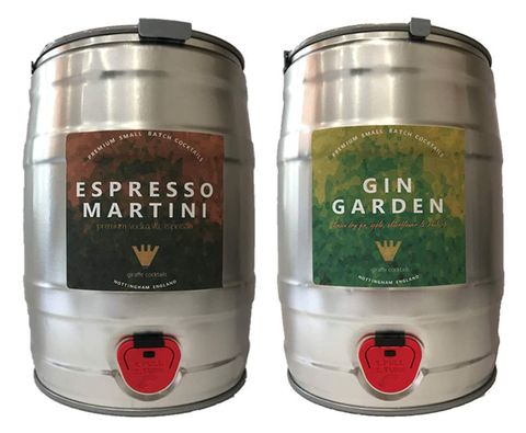 Amazon Is Selling A 5 Litre Keg Of Pornstar Martini