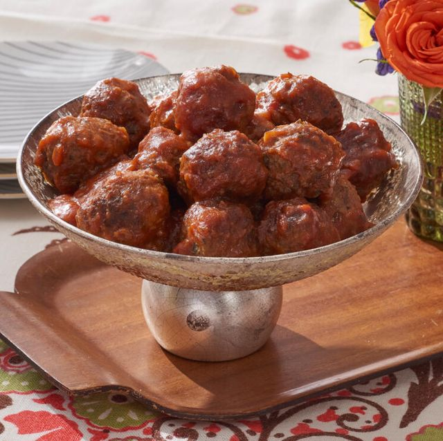 the pioneer woman's slow cooker cocktail meatballs recipe